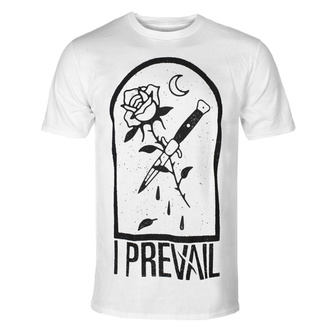 tričko pánské I Prevail - Switchblade - White - KINGS ROAD, KINGS ROAD, I Prevail