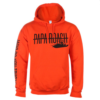 mikina pánská Papa Roach - WDYT Blaze - Orange - KINGS ROAD, KINGS ROAD, Papa Roach