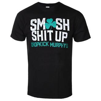 tričko pánské Dropkick Murphys - Smash Shit Up - Black - KINGS ROAD, KINGS ROAD, Dropkick Murphys
