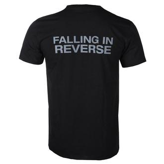 tričko pánské Falling In Reverse - Losing My Life - Black - KINGS ROAD, KINGS ROAD, Falling In Reverse