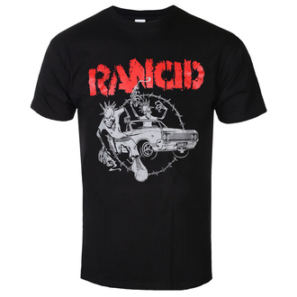 tričko pánské Rancid - Cadillac - Black - KINGS ROAD, KINGS ROAD, Rancid