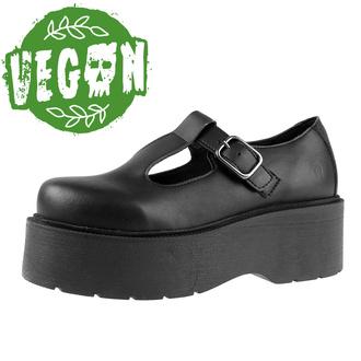 boty dámské ALTERCORE - Blair Vegan - Black, ALTERCORE
