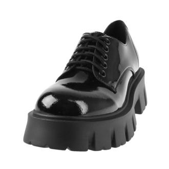 boty dámské ALTERCORE - Deidra Vegan - Black Patent, ALTERCORE