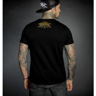 tričko pánské HYRAW - Graphic - LOGO OR, HYRAW