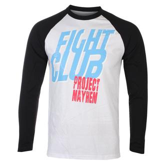 tričko pánské s dlouhým rukávem Fight Club - Project Mayhem - Baseball - HYBRIS, HYBRIS, Fight Club