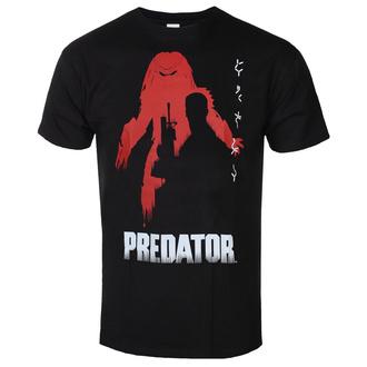 tričko pánské Predator - Poster - Black - HYBRIS, HYBRIS, Predator