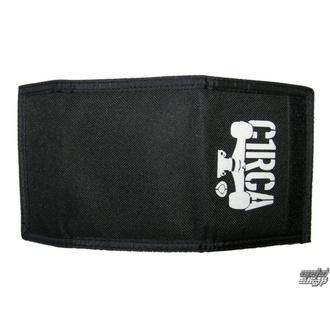 peněženka CIRCA - Combat - BLK - POŠKOZENÁ, CIRCA