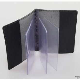 pouzdro na doklady Baphomet - JMDK02 - POŠKOZENÉ, Leather & Steel Fashion