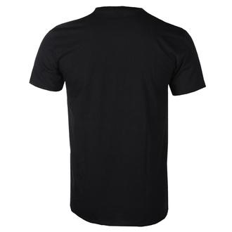 tričko pánské Jaws - Shark Smoke - Black - HYBRIS, HYBRIS, ČELISTI