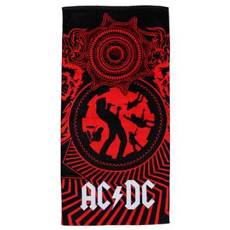 ručník (osuška) AC/DC - ACDC191050-R - POŠKOZENÝ, NNM