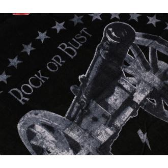 ručník (osuška) AC/DC - ACDC192005-R - POŠKOZENÝ, NNM, AC-DC