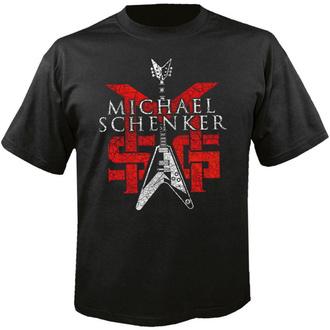 tričko pánské MICHAEL SCHENKER - Group Logo, NUCLEAR BLAST, Michael Schenker