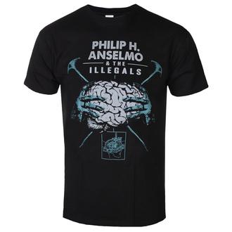tričko pánské Philip H. Anselmo & The Illegals - Brain - RAZAMATAZ, RAZAMATAZ, Philip H. Anselmo & The Illegals