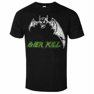 tričko pánské Overkill - Power In Black - ART WORX, ART WORX, Overkill
