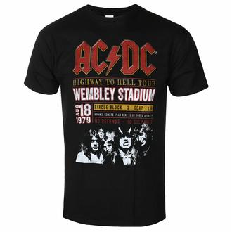 tričko pánské AC/DC - Wembley '79 - ROCK OFF, ROCK OFF, AC-DC