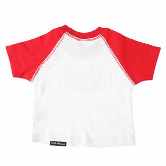 tričko dětské Arch Enemy -  red/white - MER038