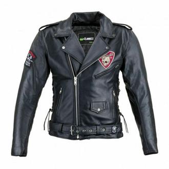bunda pánská (křivák) BLACK HEART - PERFECTIS - BLACK - 029-0015-BLK - POŠKOZENÝ - BH079