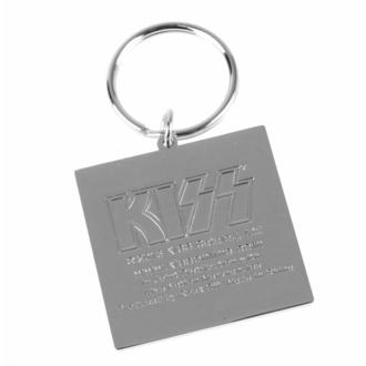 klíčenka (přívěšek) KISS - ROCK OFF, ROCK OFF, Kiss
