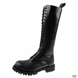 boty ALTERCORE - 20 dírkové - 554 - Black - POŠKOZENÉ - BH102