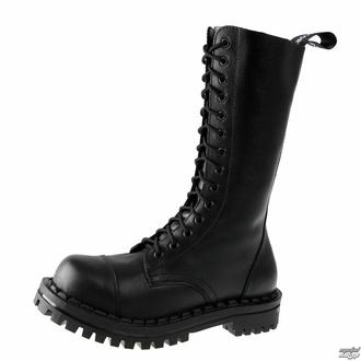 boty ALTERCORE - 14dírkové - Black - 352 - POŠKOZENÉ - BH103