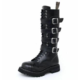 boty STEEL - 20 dírkové 139/140  4P - POŠKOZENÉ - BH116