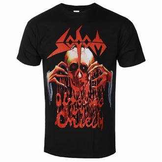 tričko pánské SODOM - OBSESSED BY CRUELTY - PLASTIC HEAD, PLASTIC HEAD, Sodom