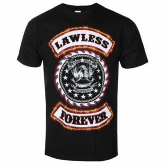 tričko pánské W.A.S.P. - LAWLESS FOREVER - PLASTIC HEAD, PLASTIC HEAD, W.A.S.P.