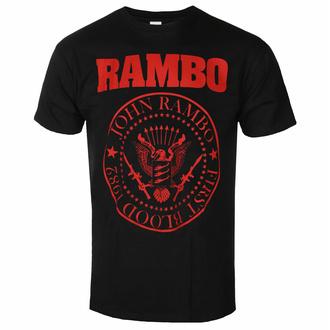 tričko pánské RAMBO - RED SEAL - PLASTIC HEAD, PLASTIC HEAD, Rambo