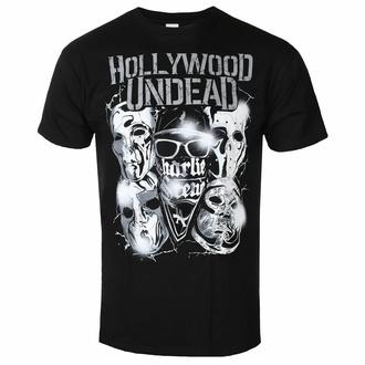 tričko pánské HOLLYWOOD UNDEAD - METAL MASKS - PLASTIC HEAD, PLASTIC HEAD, Hollywood Undead