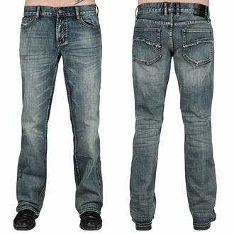 kalhoty pánské (jeans) WORNSTAR - Trailblazer - WSP-TBB - POŠKOZENÉ - BH119