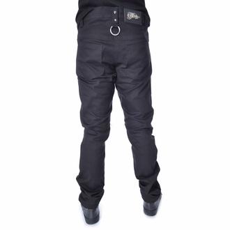 kalhoty pánské Vixxsin - OZ - BLACK - POI905 - POŠKOZENÉ, VIXXSIN