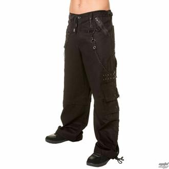 kalhoty pánské DEAD THREADS - BLACK - TT1025 - POŠKOZENÉ - BH132