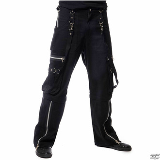kalhoty pánské Vixxsin - VIPER 2 WAY - BLACK - POI356 - POŠKOZENÉ - BH134