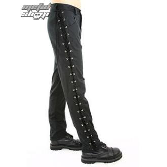 kalhoty pánské Black Pistol - Loop Jeans Denim Black - B-1-24-001-00 - POŠKOZENÉ - BH135