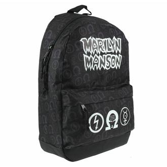 batoh MARILYN MANSON - LOGO, NNM, Marilyn Manson
