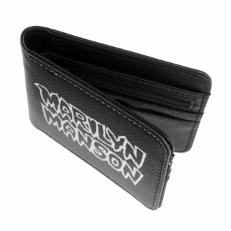 peněženka MARILYN MANSON - LOGO, NNM, Marilyn Manson