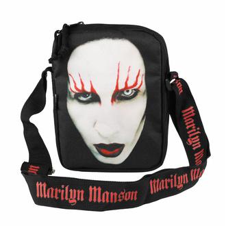 taška MARILYN MANSON - RED LIPS, NNM, Marilyn Manson
