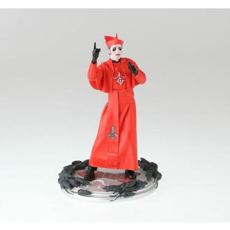 figurka Ghost - Cardinal Copia (Red Cassock) - KNUCKLEBONZ - KBGHOSTCC100 - POŠKOZENÁ - MA561