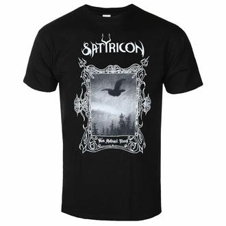 tričko pánské SATYRICON - DMT 2021 - BLACK, NNM, Satyricon