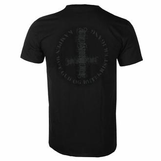 tričko pánské SATYRICON - Shadowthrone 2021 - BLACK, NNM, Satyricon