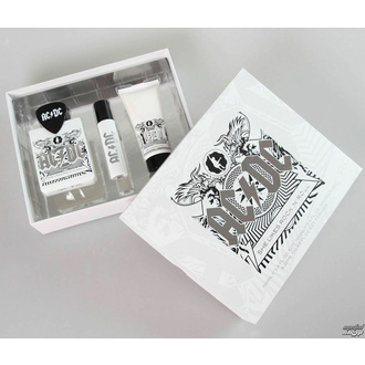 dárková sada (parfém) dámská AC/DC - White - 100ml - POŠKOZENÁ, NNM, AC-DC