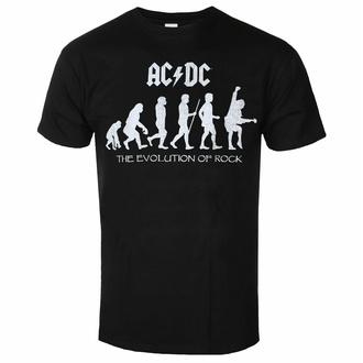 tričko pánské AC/DC - Evolution of rock, NNM, AC-DC