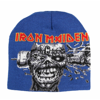 kulich Iron Maiden - Can I play with madness, LOW FREQUENCY, Iron Maiden