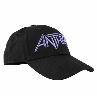 kšiltovka Anthrax - Logo - ROCK OFF, ROCK OFF, Anthrax