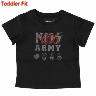tričko dětské Kiss - Kids Army - ROCK OFF, ROCK OFF, Kiss