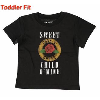 tričko dětské Guns N' Roses - Child O' Mine Rose - ROCK OFF, ROCK OFF, Guns N' Roses