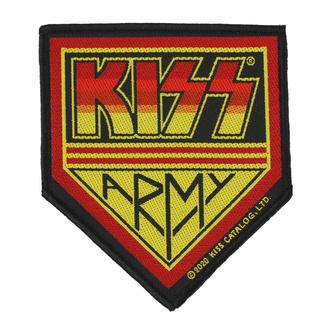 nášivka KISS - KISS ARMY - RAZAMATAZ, RAZAMATAZ, Kiss
