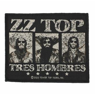 nášivka ZZ TOP - TRES HOMBRES - RAZAMATAZ, RAZAMATAZ, ZZ-Top