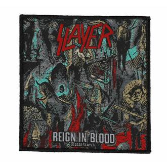 nášivka SLAYER - REIGN IN BLOODSLAYER - REIGN IN BLOOD - RAZAMATAZ, RAZAMATAZ, Slayer