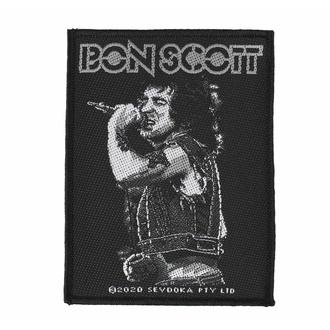nášivka BON SCOTT - BON SCOTT - RAZAMATAZ, RAZAMATAZ, AC-DC